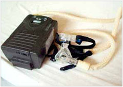 持続陽圧呼吸療法(CPAP)